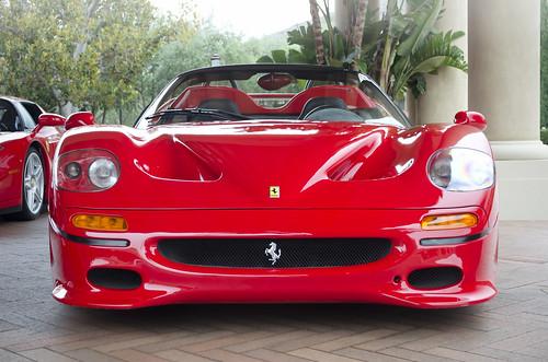 Ferrari F50 | by Axion23