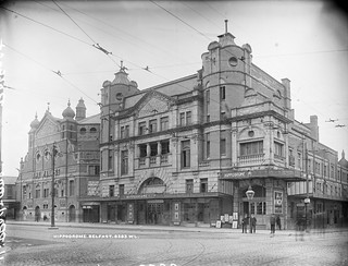 Hippodrome, Belfast | by National Library of Ireland on The Commons