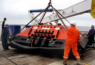 VENUS Node Deployment   by Ocean Networks Canada