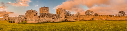 england panorama castle english history ancient architechture nikon medieval geoffrey stiched portchester hamshire autopano d700 radccliffe lightroom5