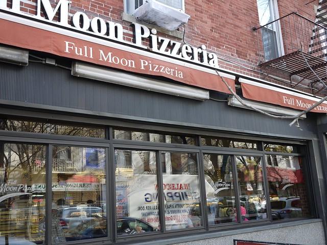 土, 2013-11-23 12:31 - Full Moon Pizzeria