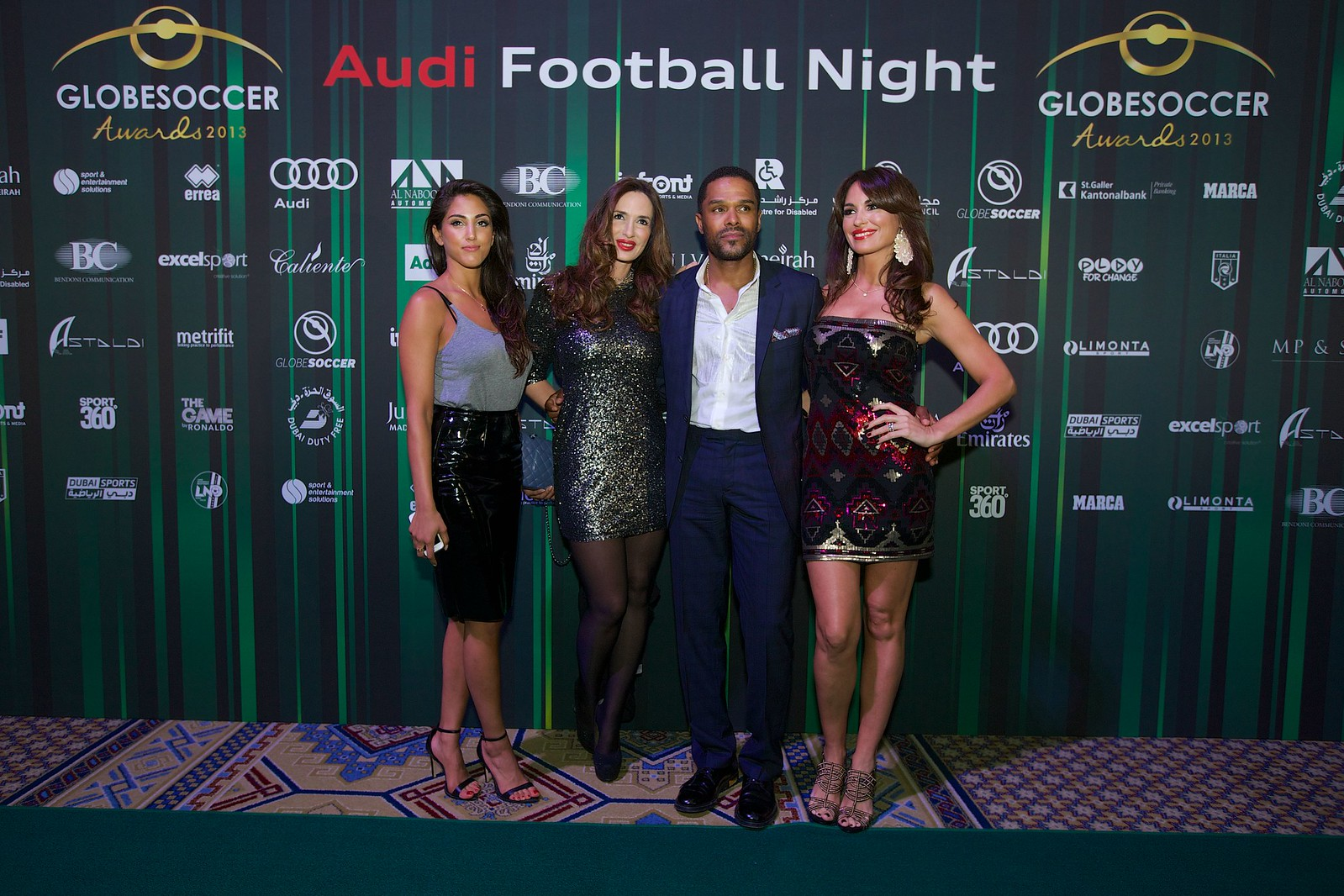 Globe Soccer Awards 098