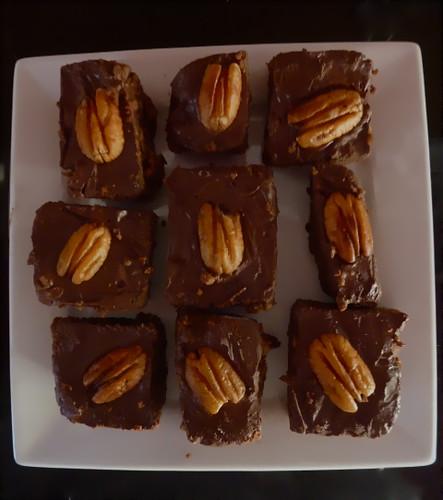 Jamie Alexander brownies