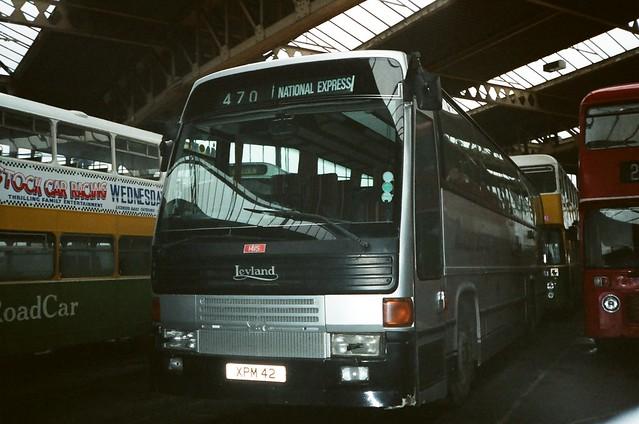 Lincolnshire Roadcar|1415|Leyland Royal Tiger| XPM42(B836HFW).