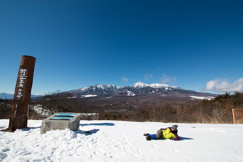 野辺山高原 平沢峠