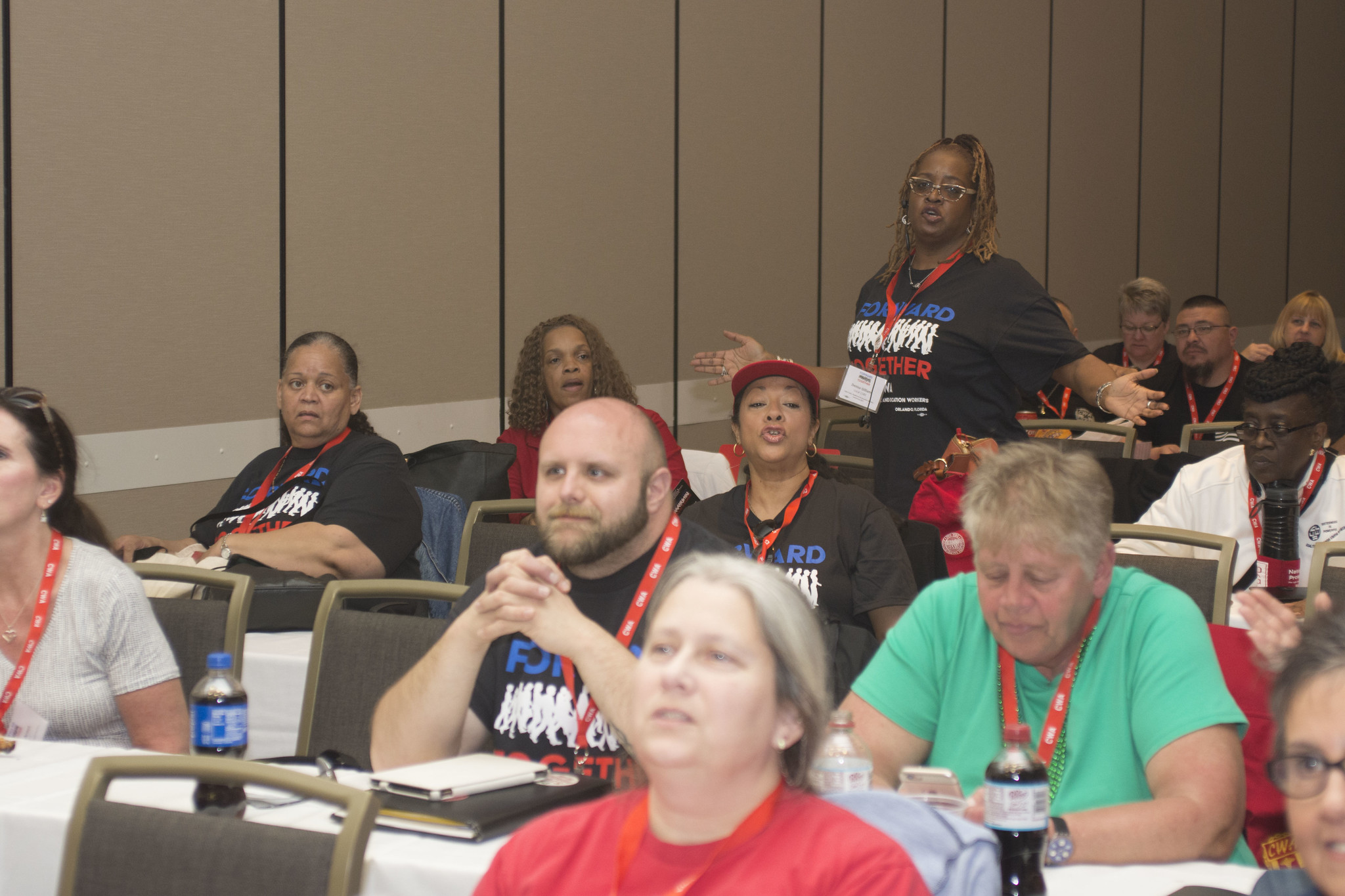 2017 Public, Healthcare, and Education Workers Conference