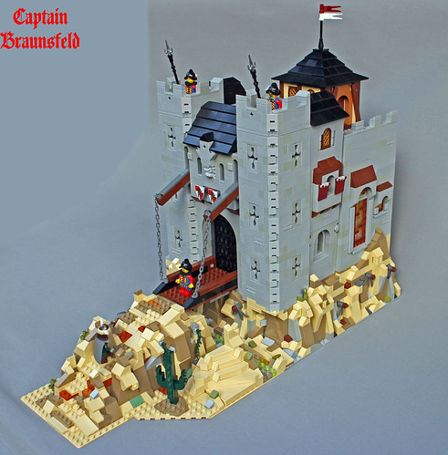 Cubic Castle Revisited (2)
