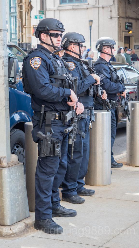 NYPD ESU Emergency Ser...