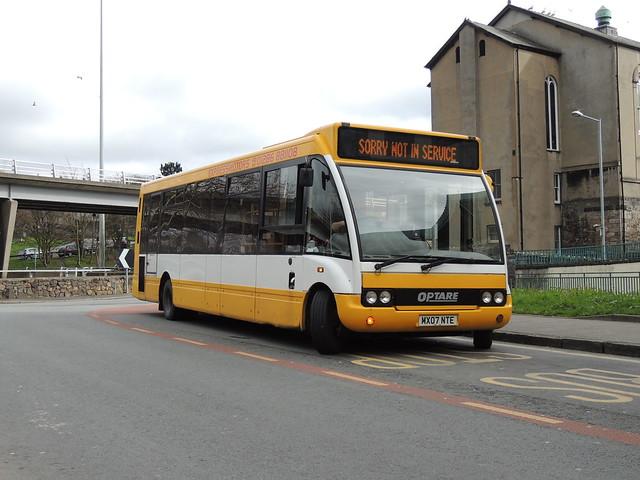 DSCN8718 Express Motors, Penygroes MX07 NTE