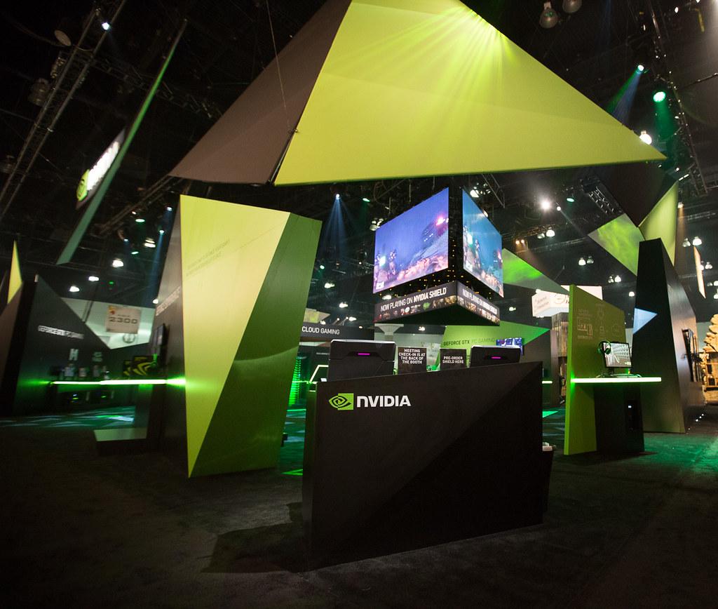 NVIDIA E3 Booth | NVIDIA Corporation | Flickr