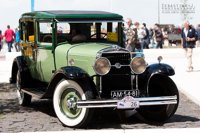 LaSalle Series 328 Sedan by Fisher