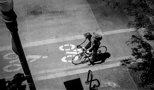 bike lane | by IDhorace