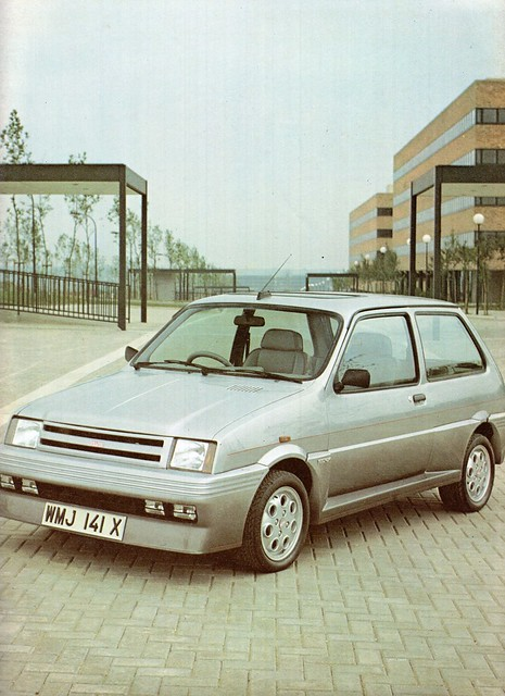 Austin Metro Frazer Tickford Feature 1981 (2)