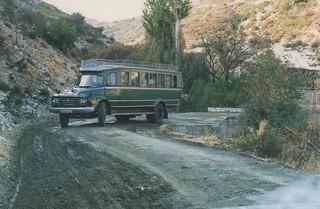 Cyprus Village Bus 1988