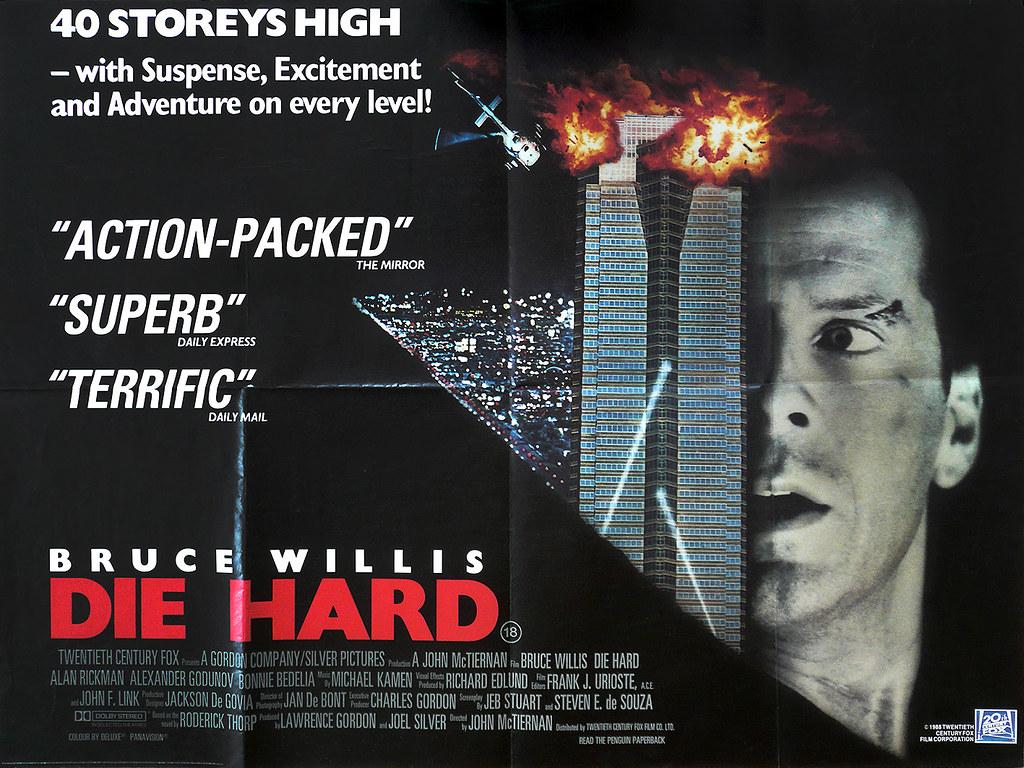 die-hard-quad-poster | Checkout more amazing original Britis… | Flickr