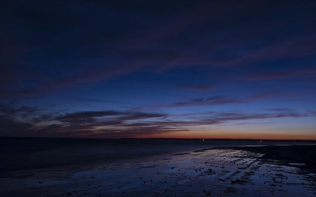 Twilight on the Beach-2609