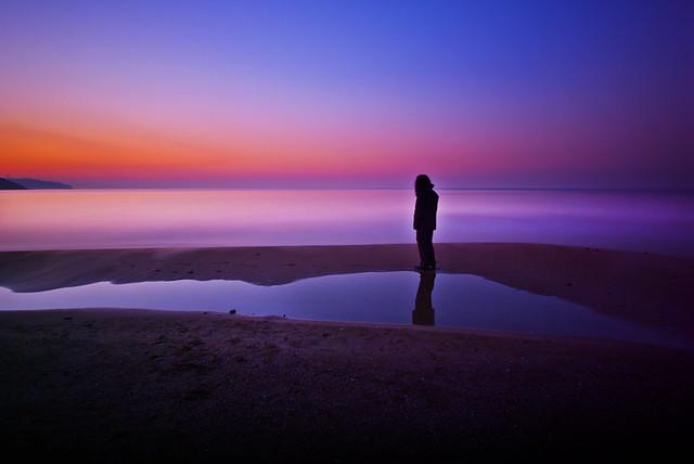 Riva'da Yalnızlık...............