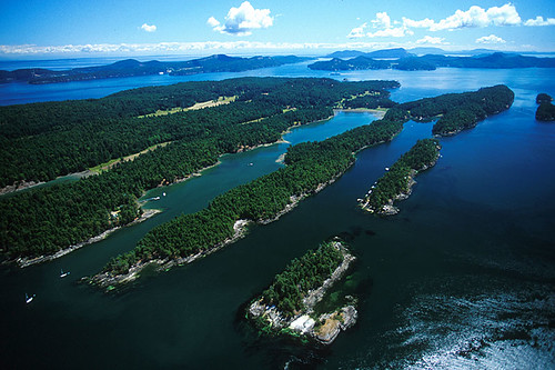 Prevost Island, Gulf Islands National Park, Southern Gulf Islands, British Columbia, Canada