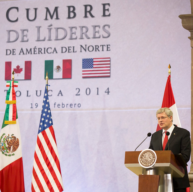 PM attends the North American Leaders' Summit in Mexico