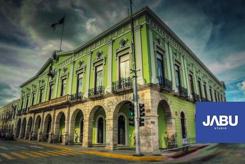 Palacio Del Gobierno  Merida, Yucatan