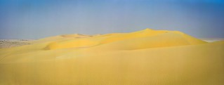 Southern Dune Two Shot Pano   by Doha Sam