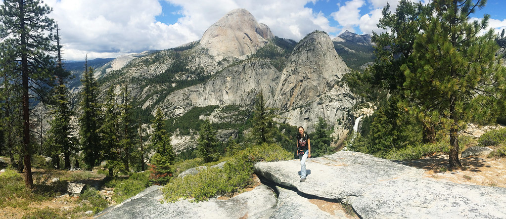 Panorama Trail, Yosemite National Park, California