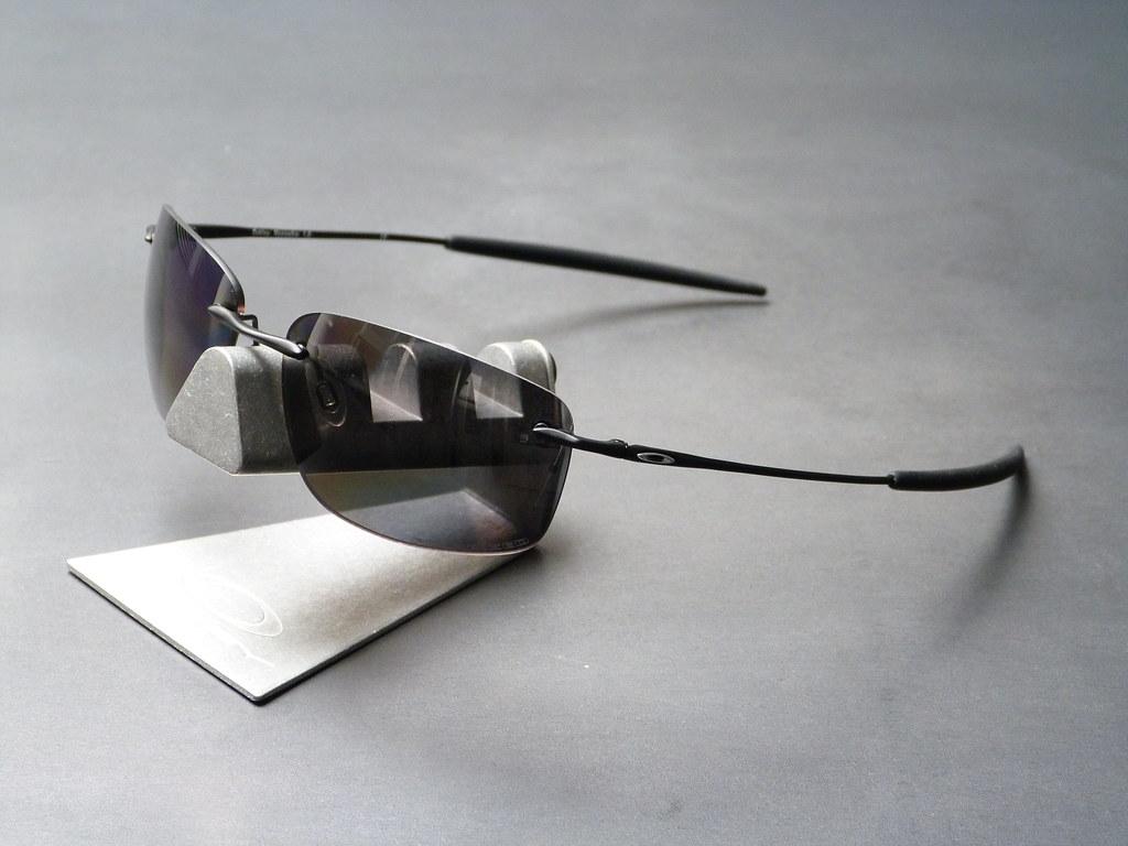 491f989040 ... Oakley Nanowire™ 1.0 Matte Black w/Black Iridium Polarized | by yodu180