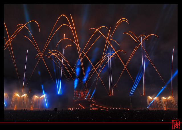 Le Grand Feu d'artifice de Saint-Cloud 2013 - 12/26