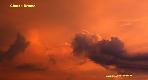 clouds drama