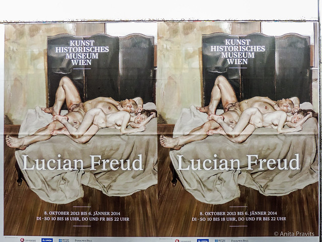 Lucian Freud: And the Bridegroom, 1993