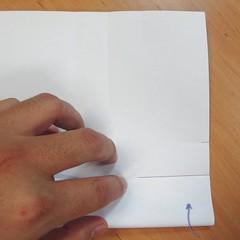 สอนการพับกระดาษเป็นที่ใส่ของรูปกลีบกุหลาบ (Rose box origami) 014