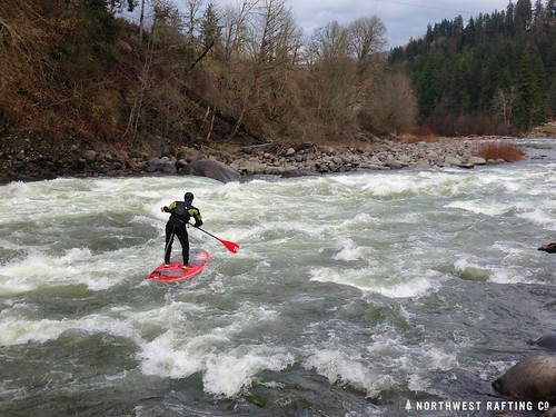 Upper Dam Rapid | by Northwest Rafting Company