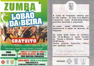 ZUMBA - LOBÃO DA BEIRA | by ALBERTINO SILVA