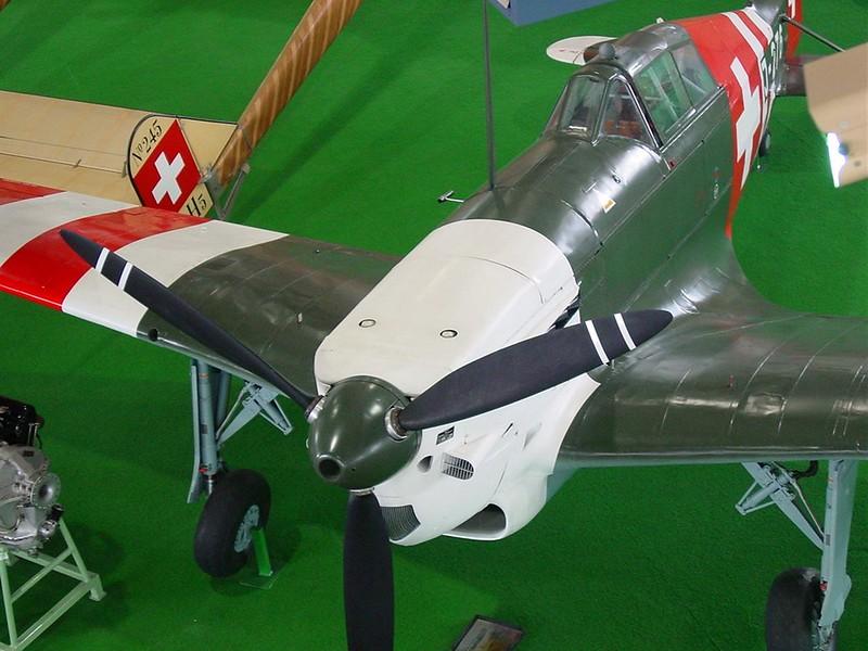Morane-Saulnier MS.406 2