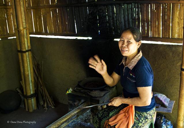 Woman in Bali Indonesia