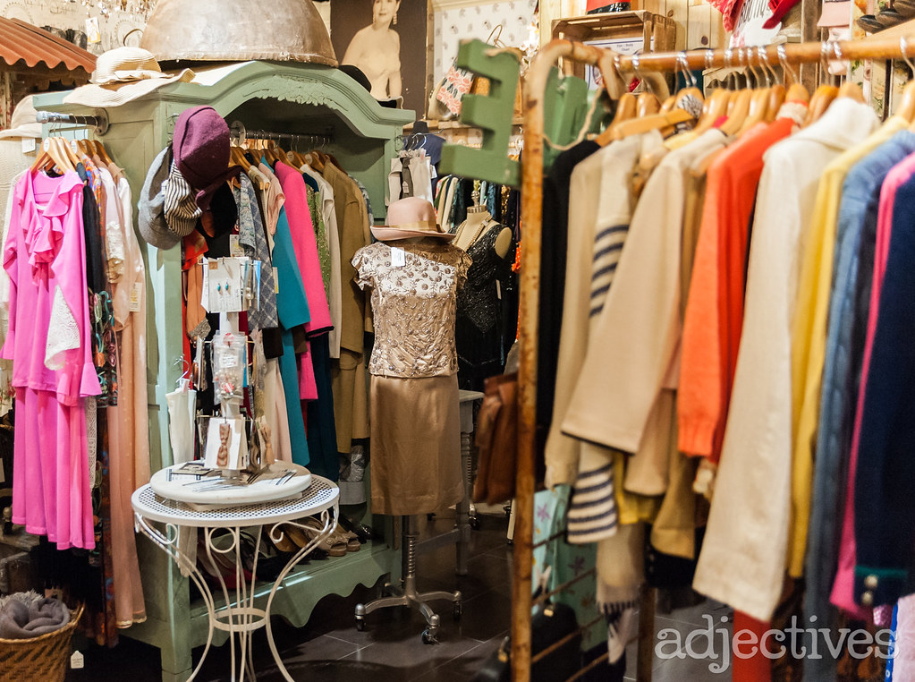 Adjectives Featured Finds in Winter Park by Paris Market