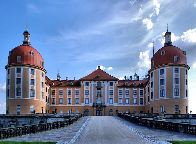 Jagdschloss Moritzburg - explore