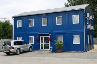 Iroda és lakókonténerek széles választékban