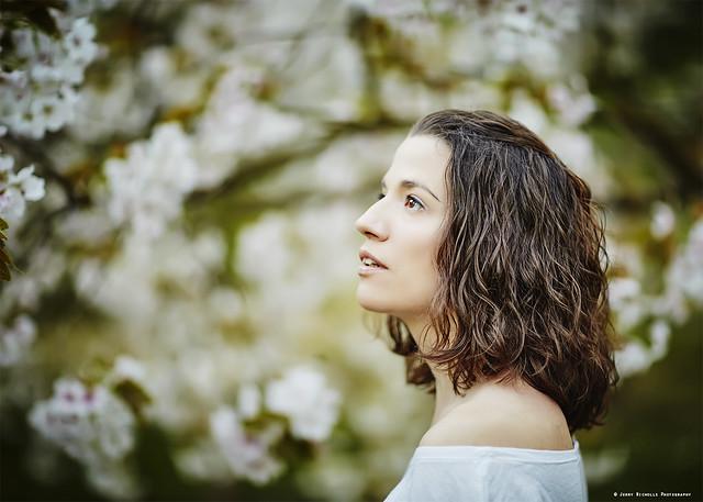 Evening blossom