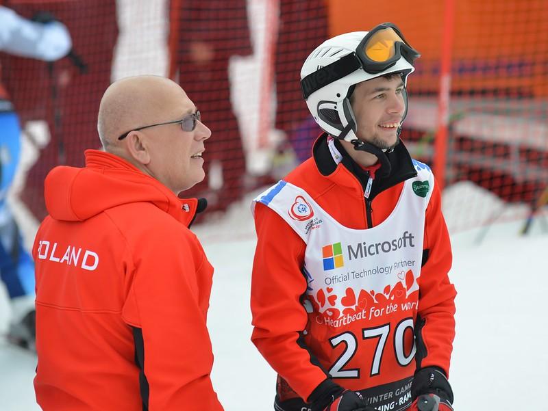 Special Olympics World Games 2017  #specialolympics #schladming #schladming #planai #steiermark #austria #nikonD800 #tamron35mmf18 #changethegame