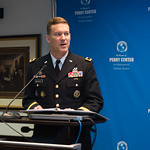 Fri, 04/07/2017 - 14:12 - On April 7, 2017, the William J. Perry Center for Hemispheric Defense Studies hosted a graduation for its Defense Policy and Complex Threats program in Lincoln Hall at Fort McNair in Washington, DC.