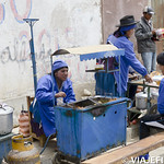 Viajefilos en el Mercado de Tarabuco, Bolivia 20