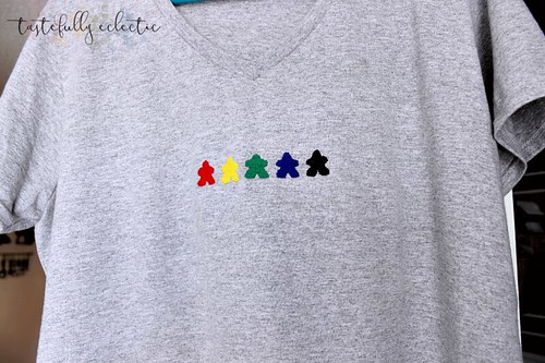 Meeple Shirt | by cnhartman2