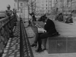 Urban reader I   by anno.malie