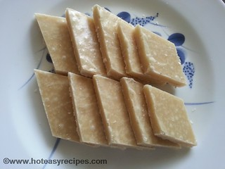 Maida Barfi Recipe | by Meghna Gangwar