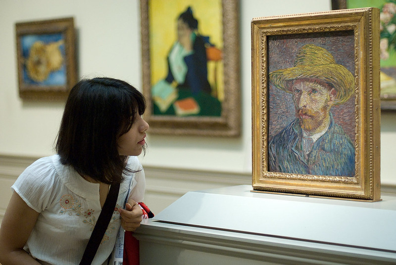 Where You Can See 10 of Van Gogh's Most Famous Paintings Around the World