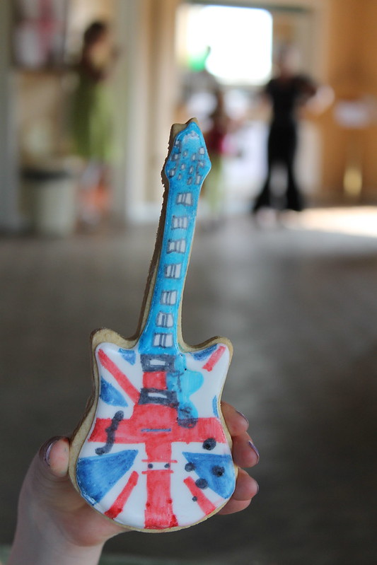 Guitar Biscuits of Rock