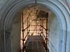 hrad Bečov, vstup do kaple, foto: Petr Nejedlý