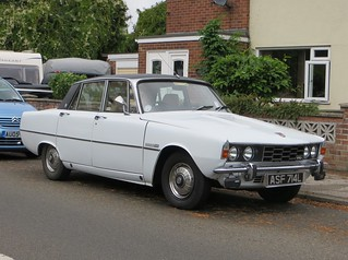 1972 Rover 2000 TC | by Spottedlaurel