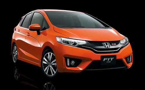 2015 Honda Fit Japanese Version (1) - SMADEMEDIA.COM MediaGalleria Photo